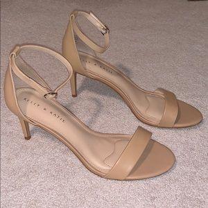 "New Kelly & Katie ""Kirstie"" Sandal 3.25 inch heel"